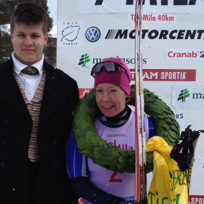 Vinnare Tjejmila