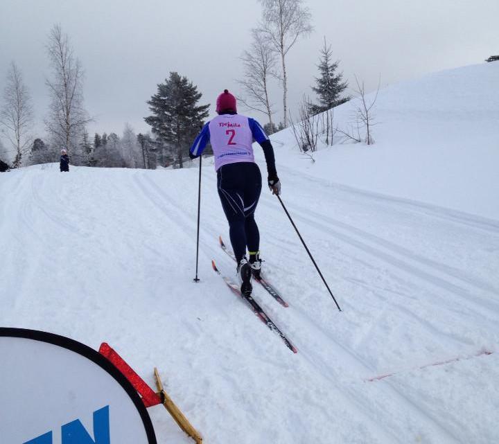 Vinnare Ulrika Sunne Tjejmila 2013