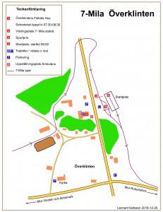 Startplats Överklinten (Tryck på bilden för större bild)